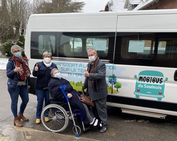 Vaccination COVID Saulnois/Moselle Sud – Une solution pour les plus de 75 ans